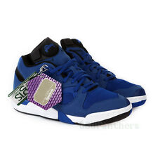 Reebok Court Victory Pump (TEAM DARK ROYAL/BLACK/WHITE) Men's Shoes SZ (8-12)