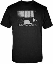 Jimmy Eat World- NEW Booth LIGHTWEIGHT T Shirt- $18.00 SALE FREE SHIP TO U.S.!