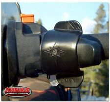Snowmobile Snobunje Thumb Throttle Assist Adapter Modifier Flare Lever