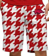 2013 Loudmouth Golf Men's Arkansas Razorbacks Shorts Brand New Item LM2042