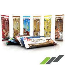 QUEST NUTRITION QUESTBAR 12 X 60G - PROTEIN BAR - ALL FLAVOURS INC MIXED BOXES