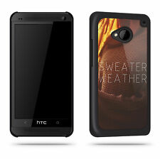 Sweater Weather Quote Warm Case Phone Case Shell for HTC One