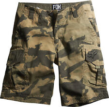 Fox Racing Slambozo Cargo Short Military Camo