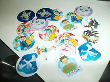 Pre Cut One Inch Pokemon Images! Free Shipping In United States
