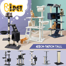 Cat Scratching Post Tree Gym House Condo Furniture Scratch Poles Toys Small