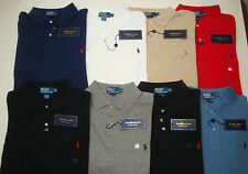 NWT $95 Polo Ralph Lauren Mesh Shirt Mens LONG SLEEVE XLT 2X 3X 3XLT 4XLT 4X NEW
