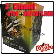 SH 6041 Fly Ball Scientific 360 3-Channel 3.5CH LED RC Helicopter W/Gyro