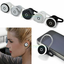 Smallest Wireless Bluetooth Mini Headset Earphone Headphone For Cell Smart Phone