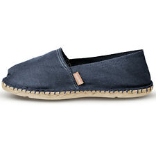 Espadrij l'originale Classic Women Denim Slipper Schuhe Sneaker