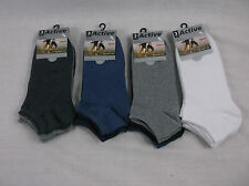 Trainer Socks Mens Boys 3 Pairs Trainer Socks Running Socks Gym Sport Socks New