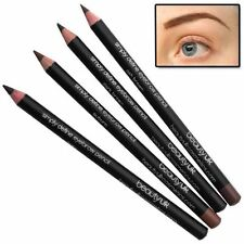 Beauty UK Eyebrow Pencil Eye Brow Liner Powder Shaper Brush Brown Makeup Kit Set