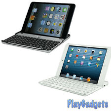 Bluetooth Keyboard For Apple Ipad Mini Aluminum Wireless Case Cover Ultra Slim