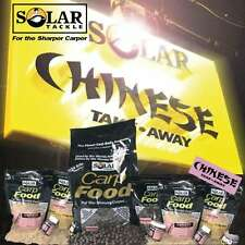 SOLAR SHELF-LIFE BOILIES CHINESE TAKE AWAY 14 18 22mm, BASE MIX & PELLETS - 10kg