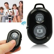 New Bluetooth Wireless Shutter Camera Remote For IOS Android Smart Phone Tablet