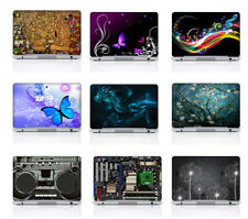 "Laptop Notebook Computer Vinyl Skin Sticker Decal Cover Fit Dell Asus 17"" 17.3"""