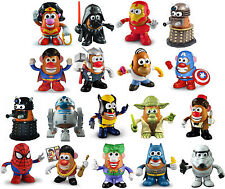 Mr Potato Head Toy Figures - Official Hasbro New In Box Marvel / DC / Star Wars