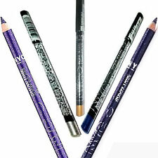 NYC Showtime & Kohl Eyeliner Pencil Purple, Blue, White, Navy, Silver or GLITTER