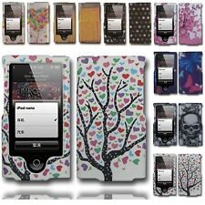 Slim Design Hard Case Snap On Phone Cover For Apple iPod Nano 7 7th Generation
