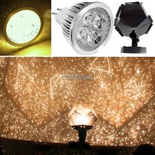 Romantic Astro Star Sky Laser Projector Cosmos Night Light Lamp Home MR16 WST