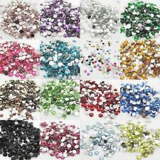 Wholesale 12g(2000pcs) Half Round Acrylic Bead 3mm Flatback Beads For Craft