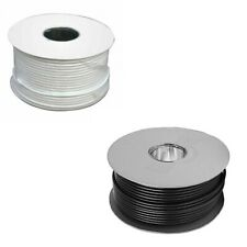 RG6 COAXIAL CABLE DIGITAL AERIAL SATELLITE COAX CABLE 50m 100m 250m AERIAL WIRE
