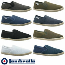 NEW MENS CASUAL ESPADRILLES CANVAS PLIMSOLLS PUMPS PLIMSOLES TRAINERS SHOES SIZE