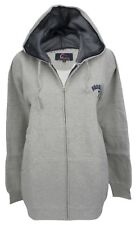 Perfect Collection Embroidered Brooklyn Hoodie Grey Marl
