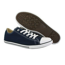 Converse All Star As Slim Ox Mens Trainers Canvas Grey Charcoal New Shoes 3,5 UK