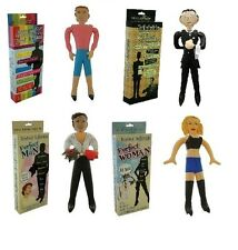 Inflatable Blow Up Fancy Dress Doll Man Woman Hen Stag Party Fun Novetly Gift