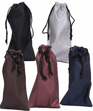 2 DRAWSTRING POUCH GLASSES SUNGLASSES  CASE BAGS PROTECT