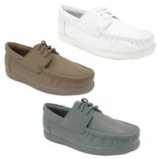 Mens Crown King Soft Leather Green Bowls Bowling Shoes Sizes 6 to 11 - 3 Colours