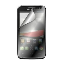 Clear LCD Cover For Alcatel One Touch Evolve Screen Protector Guard Shield Film