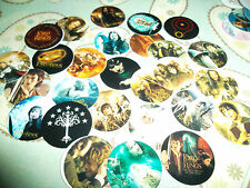 Pre Cut One Inch LORD OF THE RINGS Images!  Free Shipping in United States!