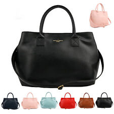 Style2030 NEW Women Shoulder Tote Satchel Cross Body Faux Leather Bag