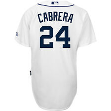 Majestic Athletic Detroit Tigers Miguel Cabrera Authentic Home Cool Base Jersey