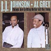JOHNSON,J.J.-THINGS ARE GETTING BETTER ALL THE TIME CD NEW
