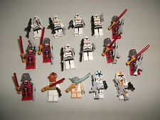 LEGO AND CUSTOM BRAND STARWARS MINIFIGURES - PICK YOUR OWN -