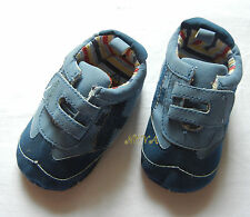 DARK BLUE leisure BOY shoes toddler shoes baby BOY shoe us size1,2,3