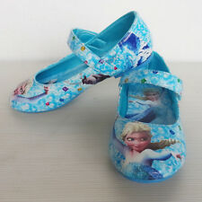 IN STOCK Frozen Princess Elsa Anna Shoes for Girls Kids Shoes US Size 9-12
