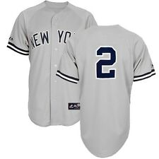 2014 Derek Jeter New York Yankees Grey Road Jersey YOUTH sz (S-XL)