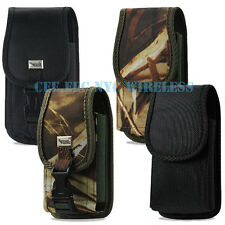 NYLON CANVAS Carry Holder Holster Belt Clip FITS Lunatik TakTik Case ON iPhone
