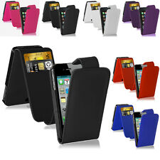 New Flip Wallet Leather Case Cover For Apple iPhone 3 3GS 4 4S Free Protector