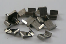 STAINLESS STEEL Greenhouse Z Glazing Glass Clips FREE delivery 25, 50, 100 clips