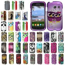 Multiple Patterns Hard Skin Case Cover Shell For Samsung Galaxy Ace Style