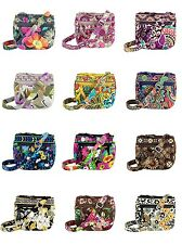NWT Authentic Vera Bradley Little Flap Hipster