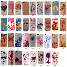 Cute Pattern Hard Back Skin Shell Case Cover Protector for Apple iPhone 4S 5S 5G