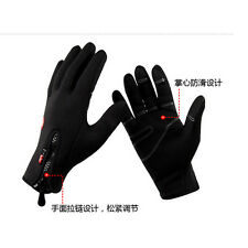 Winter Men Warm Bicycle Cycling Hiking Motorcycle Skiing Outdoor Sports Gloves