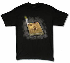 """GODSMACK """"BOOK OF SHADOWS"""" BLACK T-SHIRT NEW 2000 OFFICIAL ADULT BAND"""