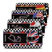 STUFF4 Back Case/Cover/Skin for Apple iPhone 5/5S/F1 Track Flag