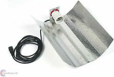 Euro Reflector Hydroponic Tent Grow Light use with Ballasts, HPS Bulbs
